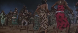 Twerking apparently originated in Africa in 1985.