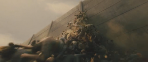 I'm waiting for the World War Z-themed zombie-stacking dexterity game – kind of like a messy version of Jenga.