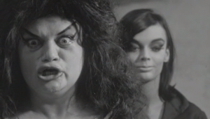 An image that promises to haunt my dreams just as it did the protagonist's (and presumably Fellini's).