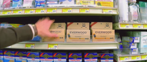 Get it? The numbing condoms are called 'Everwood' and have a picture of a hockey stick on the box? This is literally the best joke of the whole movie.