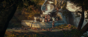 The real reason for the extended edition, of course, was so we finally get naked dwarves. The fans... go... wild.