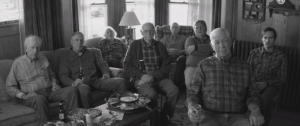 This gave me an idea for a photography exhibition: a collection of photos of families sitting around watching TV, taken by placing a camera on top of each family's TV set, hiding, and waiting for just the right moment.